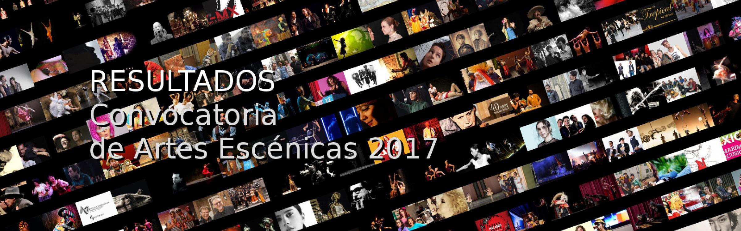 Convocatoria 2017 - Banner